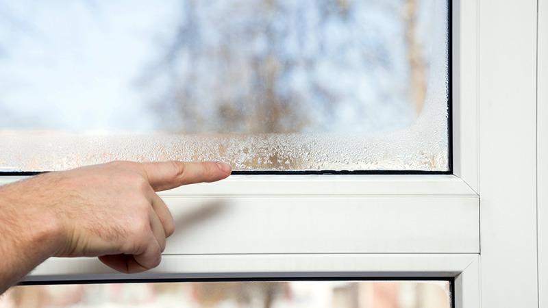 آموزش از بین بردن بخار شیشه دو جداره